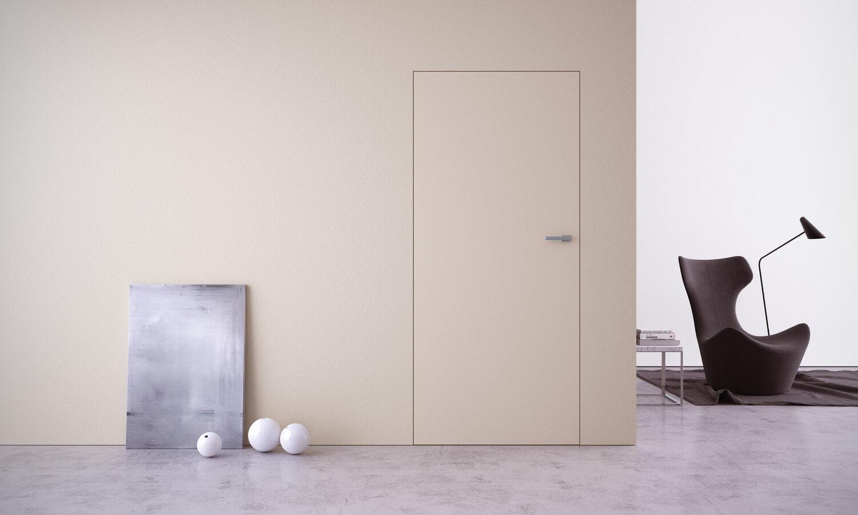 drzwi ukryte asilo