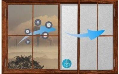 Antysmogowe i antyalergenowe filtry okienne – nowy produkt w naszej ofercie!