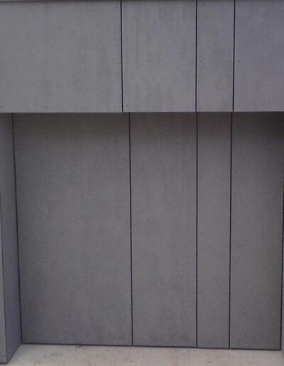 brama garażowa elewacyjna