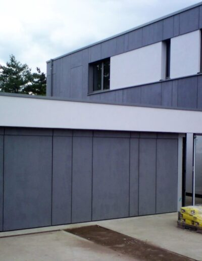 brama elewacyjna do garażu