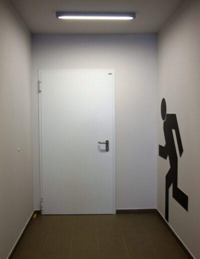 Drzwi przemysłowe