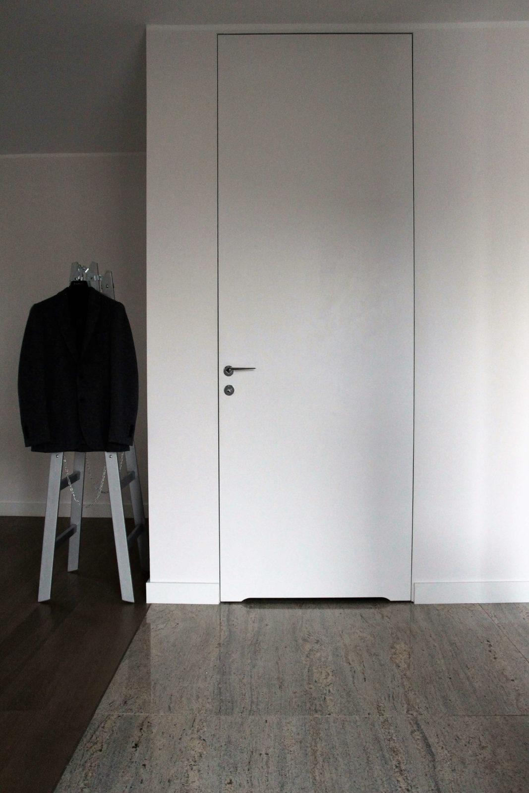 Ponadwymiarowe drzwi ukryte Eclisse