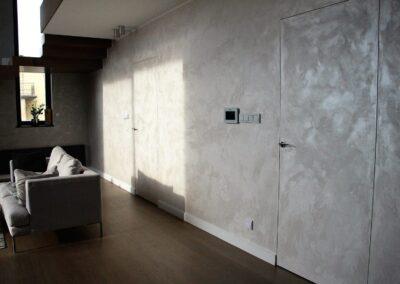 ukryte drzwi wewnętrzne Eclisse