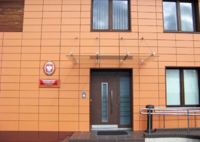 Drzwi zewnętrzne Hormann ThermoSafe