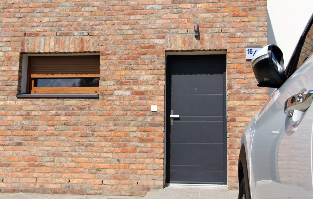 Drzwi zewnętrzne Wikęd Poznań
