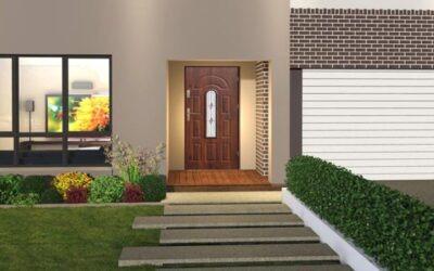Drzwi zewnętrzne Stalprodukt, wysoka jakość w rozsądnej cenie!