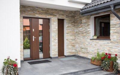 Drewniane drzwi zewnętrzne – wady i zalety