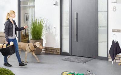 Aluminiowe drzwi zewnętrzne – wady i zalety