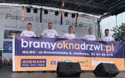 Wzięliśmy udział w Poland Business Run!