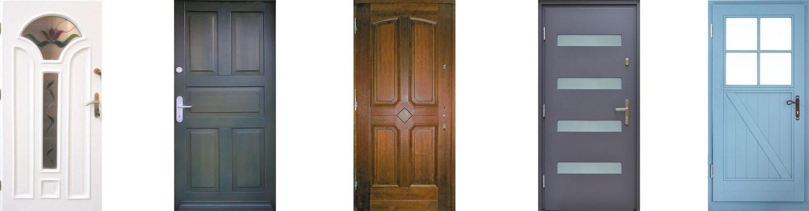 drzwi zewnętrzne Ronkowski
