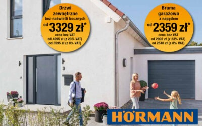 Promocja Hormann – bramy i drzwi na sto lat!